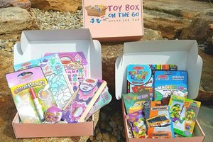 Toy Box On The Go