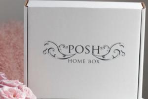 Posh Home Box