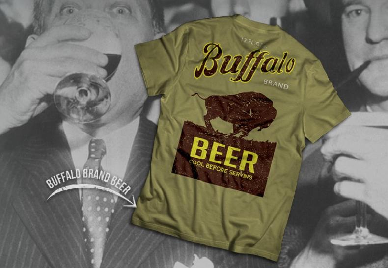 Vintage Beer Shirt Club