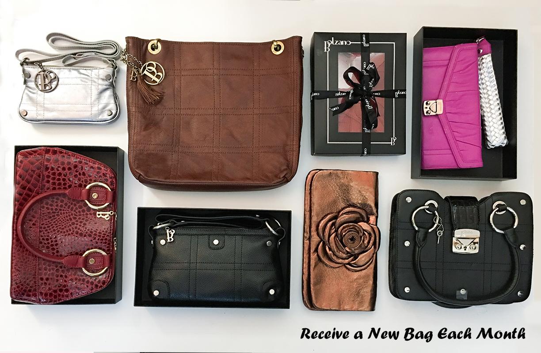 Bolzano Lux Handbag, Accessories & Beauty Subscription