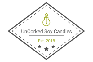 UnCorked Soy Candle of the Month
