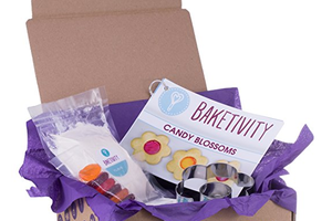Baketivity Baking Kit For kids Subscription