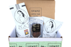 Hawaii Coffee Tour [In A Box]