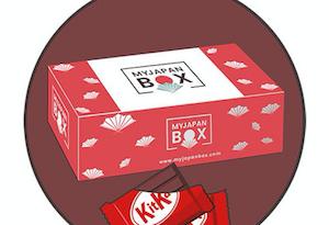 My Japan Box Kit Kat Box