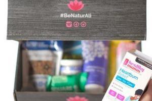 NaturAli Pregnancy Box