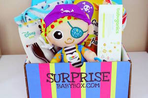 Surprise Baby Box