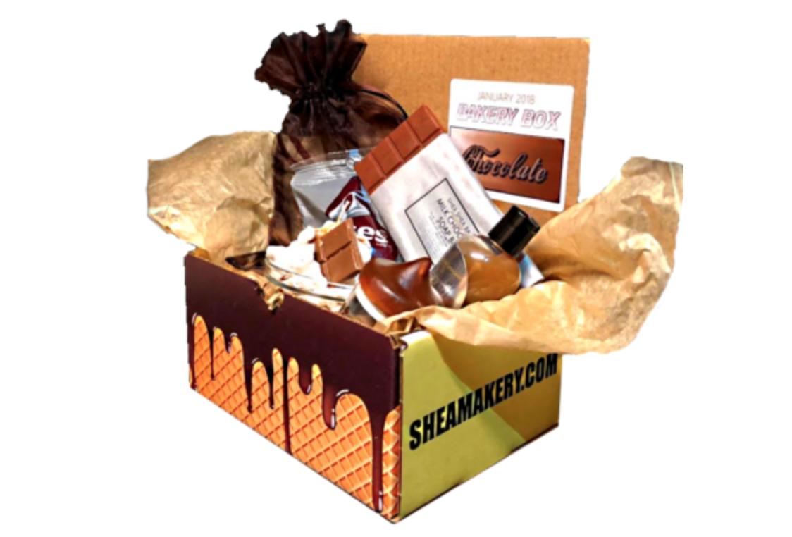 The Bakery Box by Shea Shea Bakery