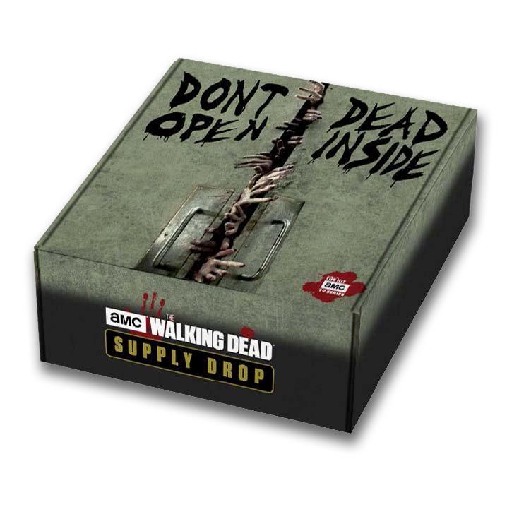 The Walking Dead Supply Drop