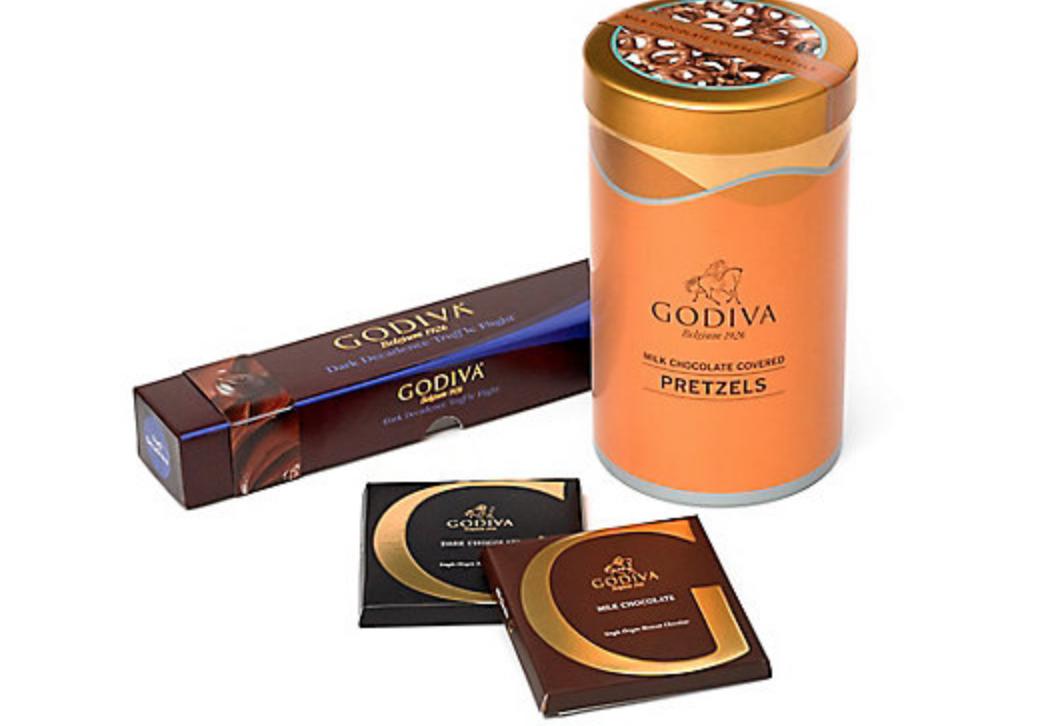 Godiva Chocolate of the Month Club