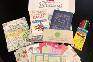 Bette's Box of Blessings