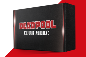 Deadpool Club Merc Crate