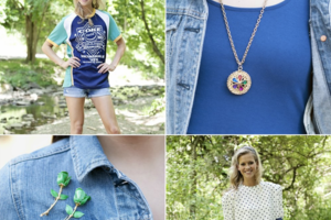 CHC Vintage Tee and Jewelry Subscription