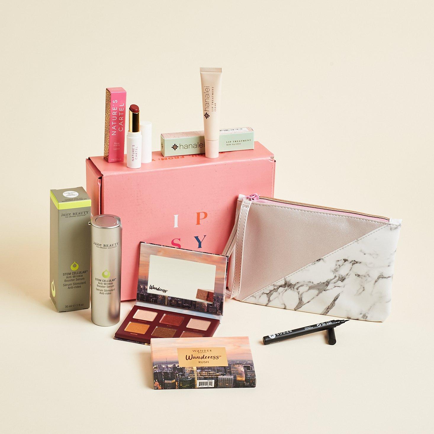 Ipsy Glam Bag Plus