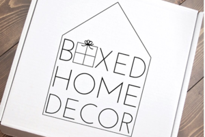Monthly Home Decor Subscription Box
