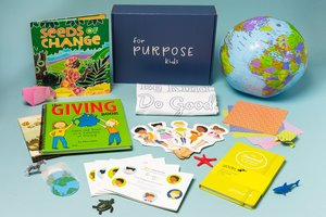 "For Purpose Kids ""Do Good"" Toolkits"