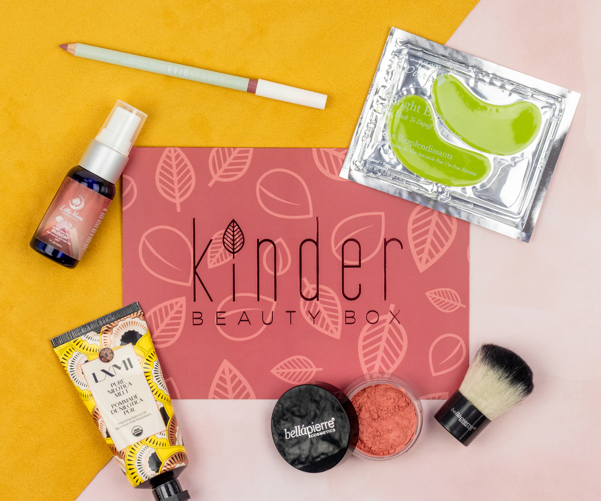 Kinder Beauty Box