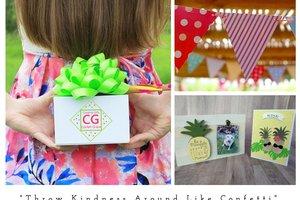 Confetti Grace DIY Crafts