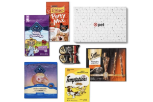 Target Pet Box for Cats