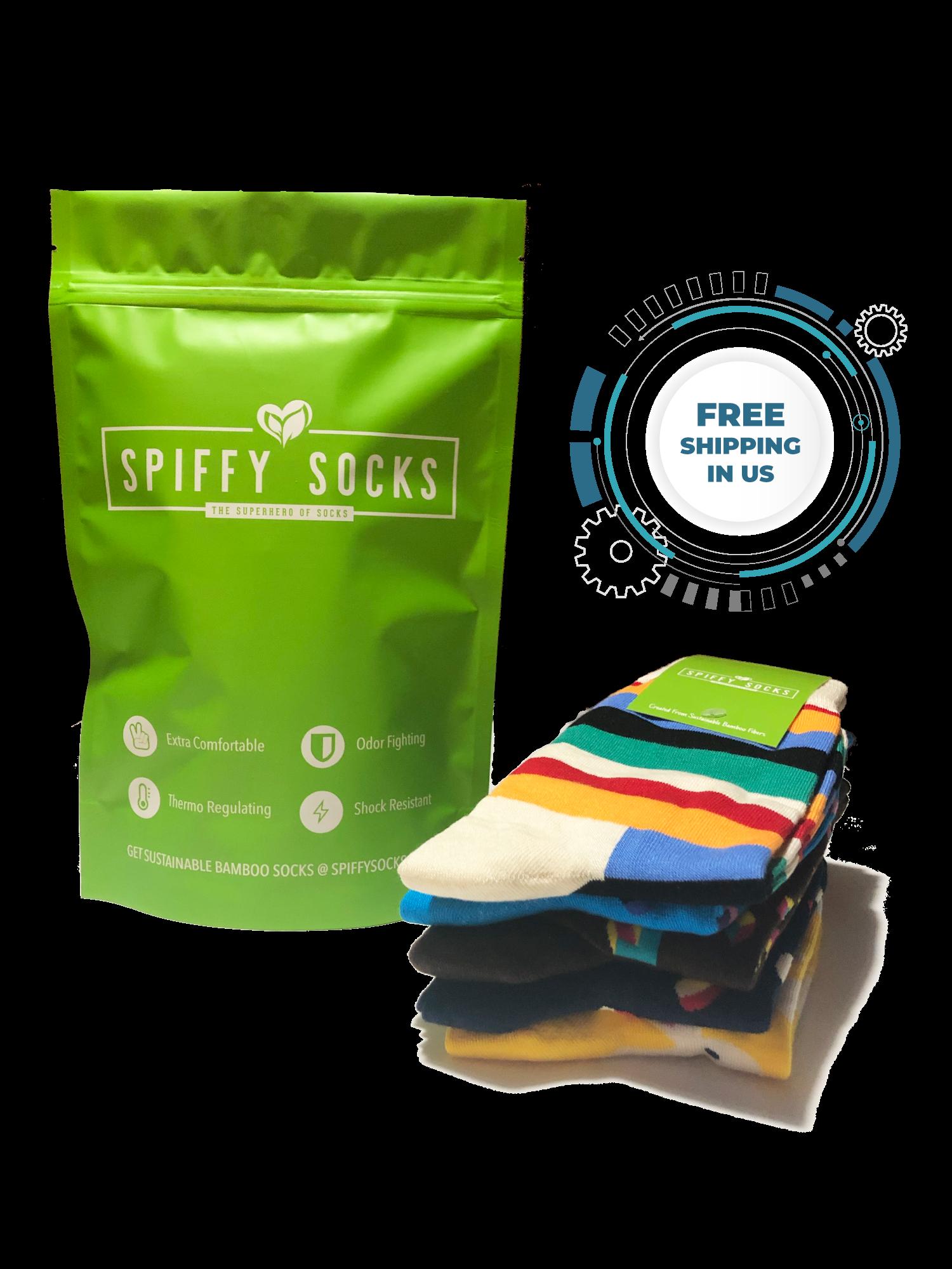 Spiffy Socks
