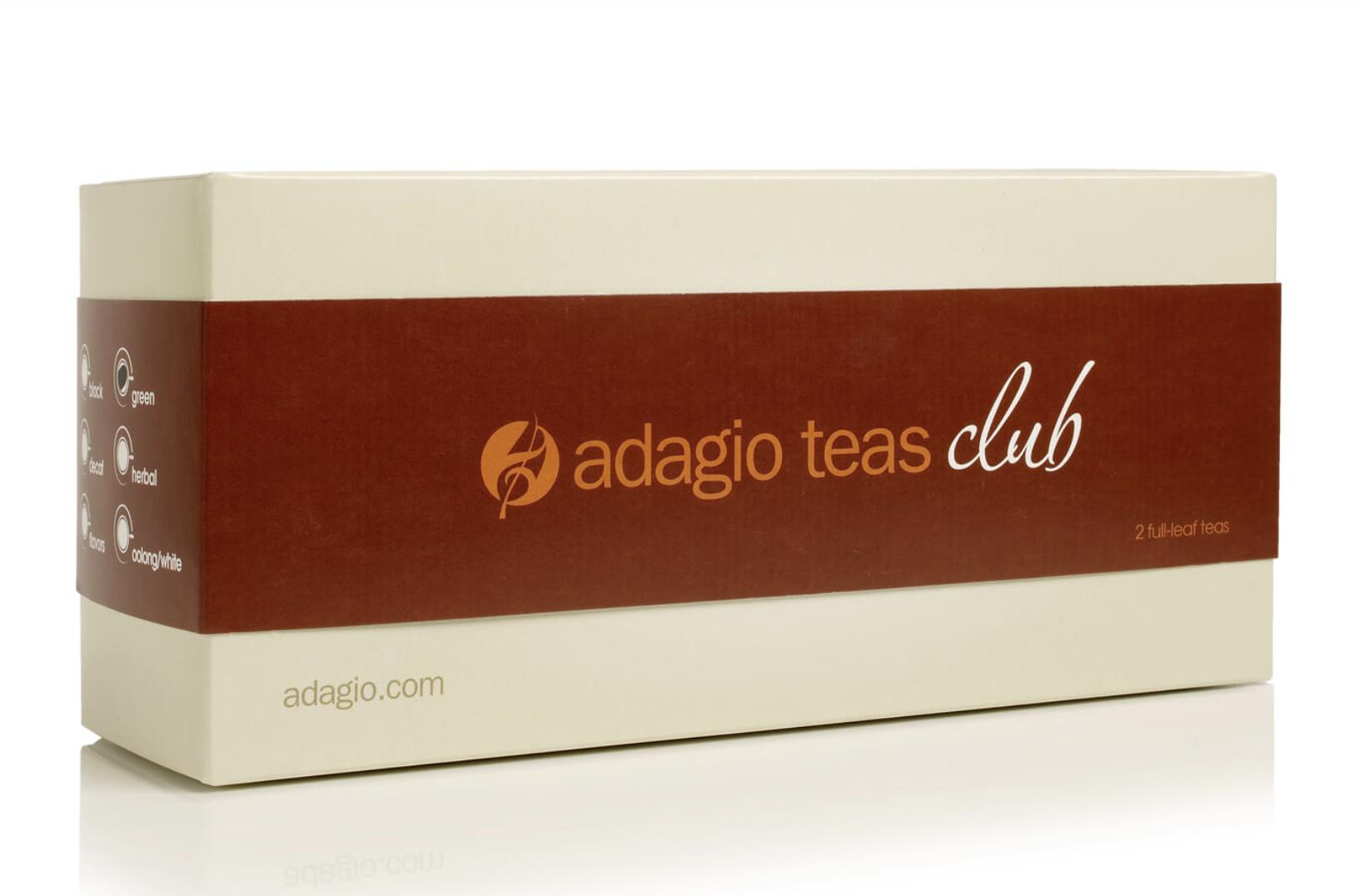 Adagio Tea of the Month Club