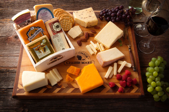 Wisconsin Cheese of the Month Club