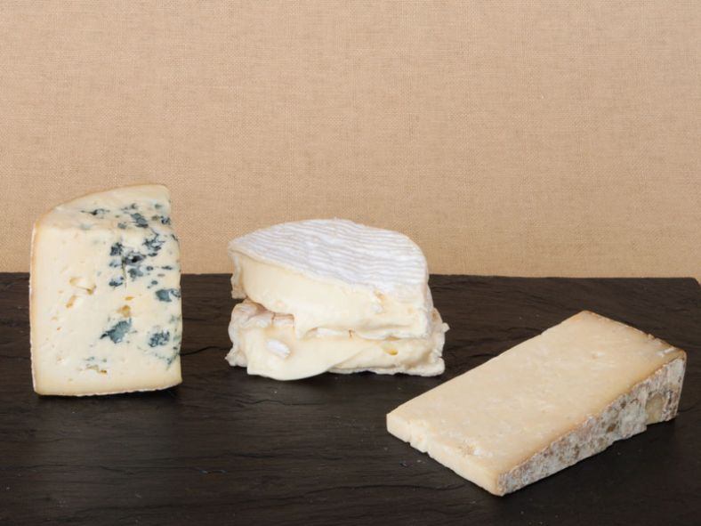 Formaggio Kitchen Monthly Cheese Selection