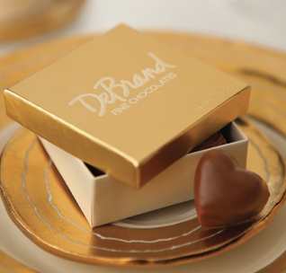 DeBrand Fine Chocolates Chocolate of the Month