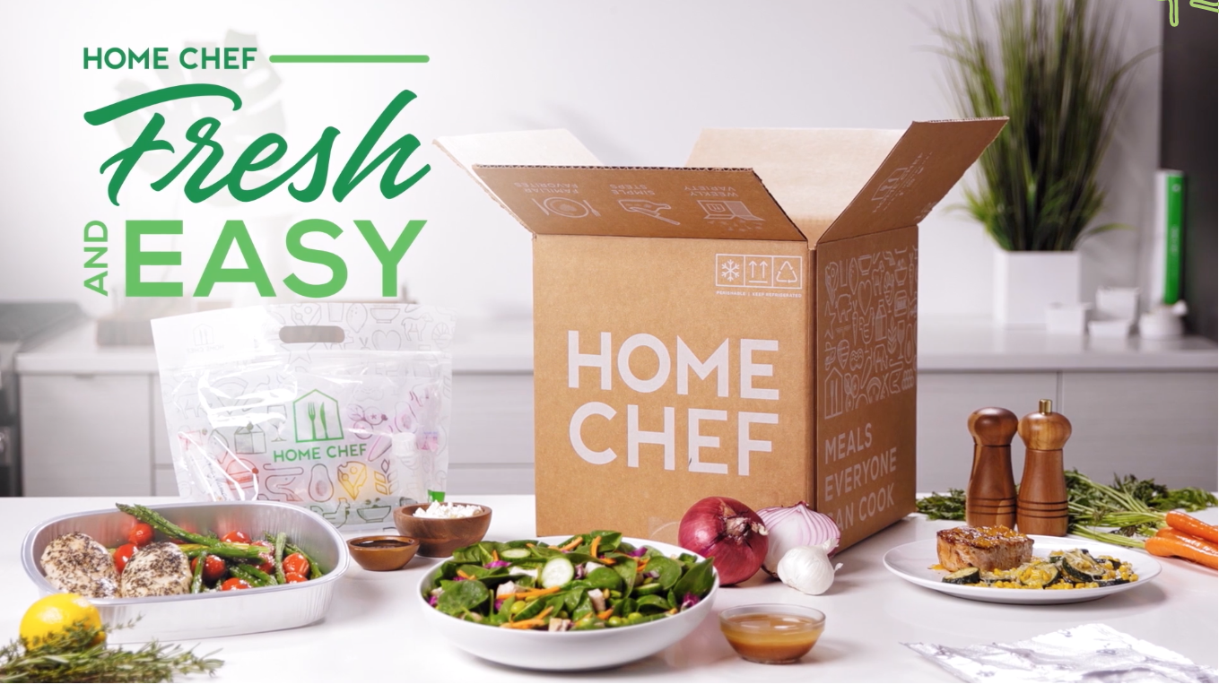 Home Chef Fresh and Easy