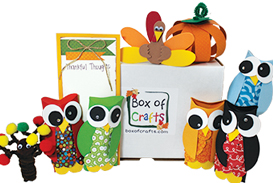 Box of Crafts