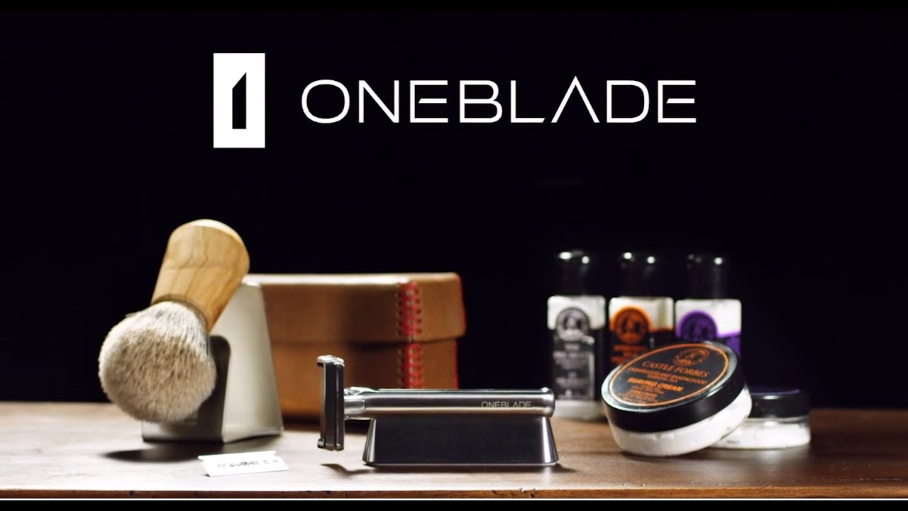 One Blade Shave