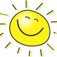 Cute sunshine
